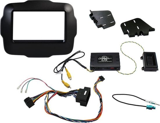 2-DIN KIT Jeep Renegade 2015-
