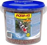 Aqua-Ki Blauw Vijverkorrels 3mm - 5.5 LTR