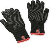 WEBER Premium BBQ Premium Handschoenen - Maat L / XL - Zwart