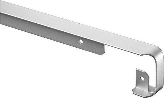 NORDLINGER PRO Hoekverbindingsprofiel - werkblad 28 mm - vorm 2 kwartrond