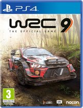 WRC 9 - PS4
