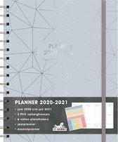 Hobbit schoolplanner 2020/2021 - D1 - Schoolagenda - formaat A5+