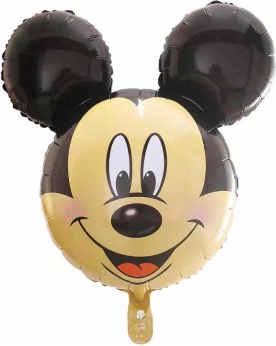 Mickey Mouse Ballon - Mickey Mouse - Disney - Ballon - 78 x 65 cm - Folieballon