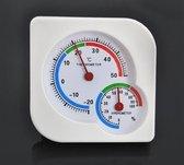 Thermometer/Hygrometer Analoog - Analoog Thermomet