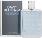 David Beckham The Essence 75 ml - Eau de Toilette - Herenparfum