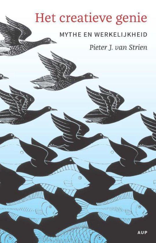 Het creatieve genie - Pieter J. van Strien |