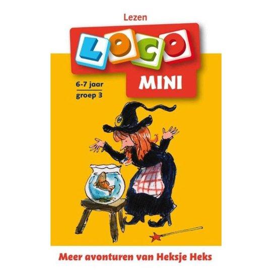 Meer avonturen van Heksje Heks 6-7 jaar lezen groep 3 avi-M3 en Avi-E3 - Gonneke Huizing |