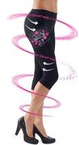 Lanaform Cosmetex Legging 3/4 - Afslankende anti-cellulitis legging - M