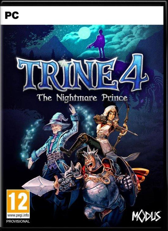 Trine 4: The Nightmare Prince – PC (FR/EN/ES)