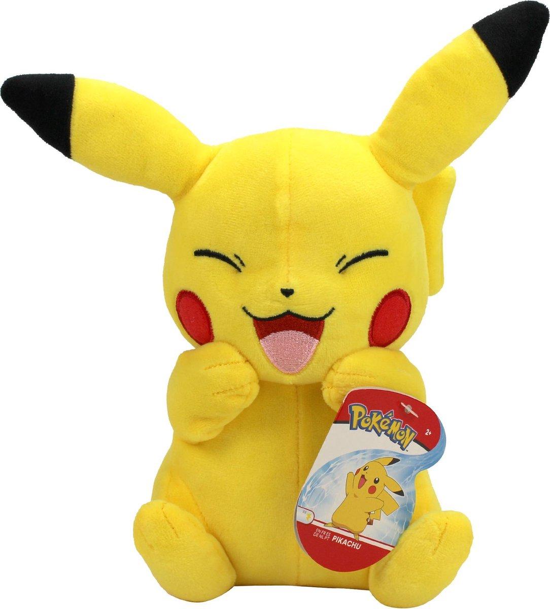 Pok mon - Pikachu - Pluchen knuffel - 20 cm