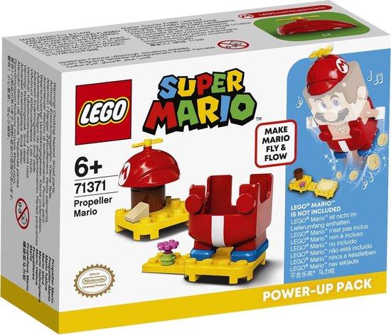 LEGO Super Mario Power-Up Pakket Proppeler Mario - 71371