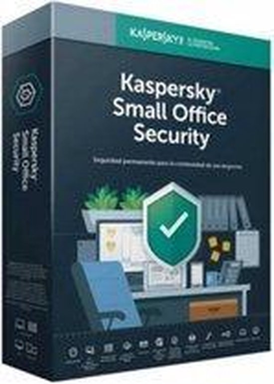 Kaspersky Small Office Security 1 FileServer / 6 Workstation / Mobile device AUTO-RENEW (3 Jaar)