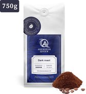 Aberdeen Queen - Dark Roast koffie - Gemalen - 750 gram