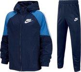 Nike Trainingspak -  - Unisex - navy/blauw/wit