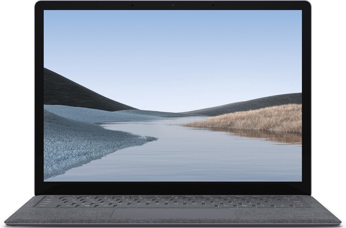 Microsoft Surface Laptop 3 – i5 – 8 GB – 128 GB – Platinum – 13.5 inch – Azerty