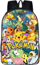 Simple Lifestyle® Pokemon Go Pickachu Rugtas - Cha