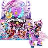 Hatchimals Pixies Riders Unicorn- Moonlight Mia Pixie en Unicornix Glider Hatchimal