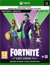 Fortnite : The Last Laugh Bundle - Xbox One & Xbox Series X (code in box)