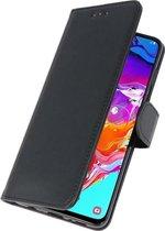 Wicked Narwal | bookstyle / book case/ wallet case Wallet Cases Hoes voor Samsung Samsung Galaxy Note 10 Lite Zwart