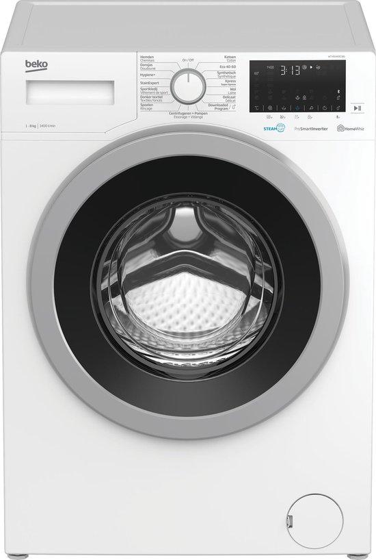 Beko WTV81484CSBN1 - Wasmachine