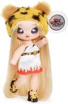 Na! Na! Na! Surprise 2-in-1 Pom Doll - Jennel Jaguar - Serie 3