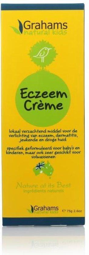 Grahams Eczeem Creme - 75 gram