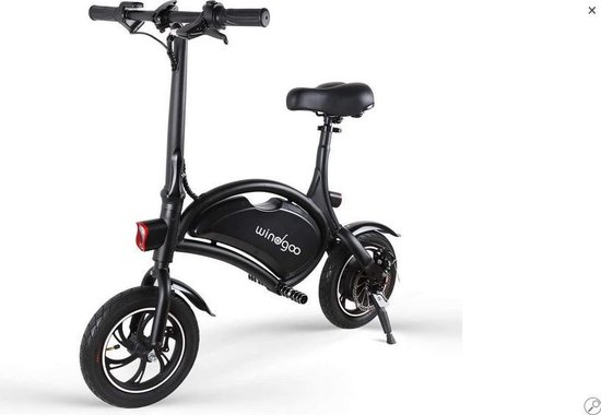 Opvouwbare fiets | E-bike 25Km / H | Windgoo B3 Mini-scooter