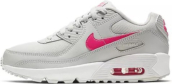 Nike Air Max 90 GS PHOTON DUST (Grijs/Roze) - Maat 40