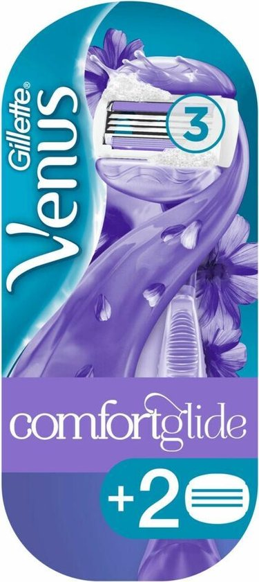 Gillette Venus Breeze Scheersysteem + 1 Scheermesje Vrouwen