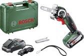 Bosch AdvancedCut 18 Microkettingzaag - Met 1x 18 V accu en lader