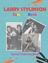 Larry Stylinson Spirals Coloring Book