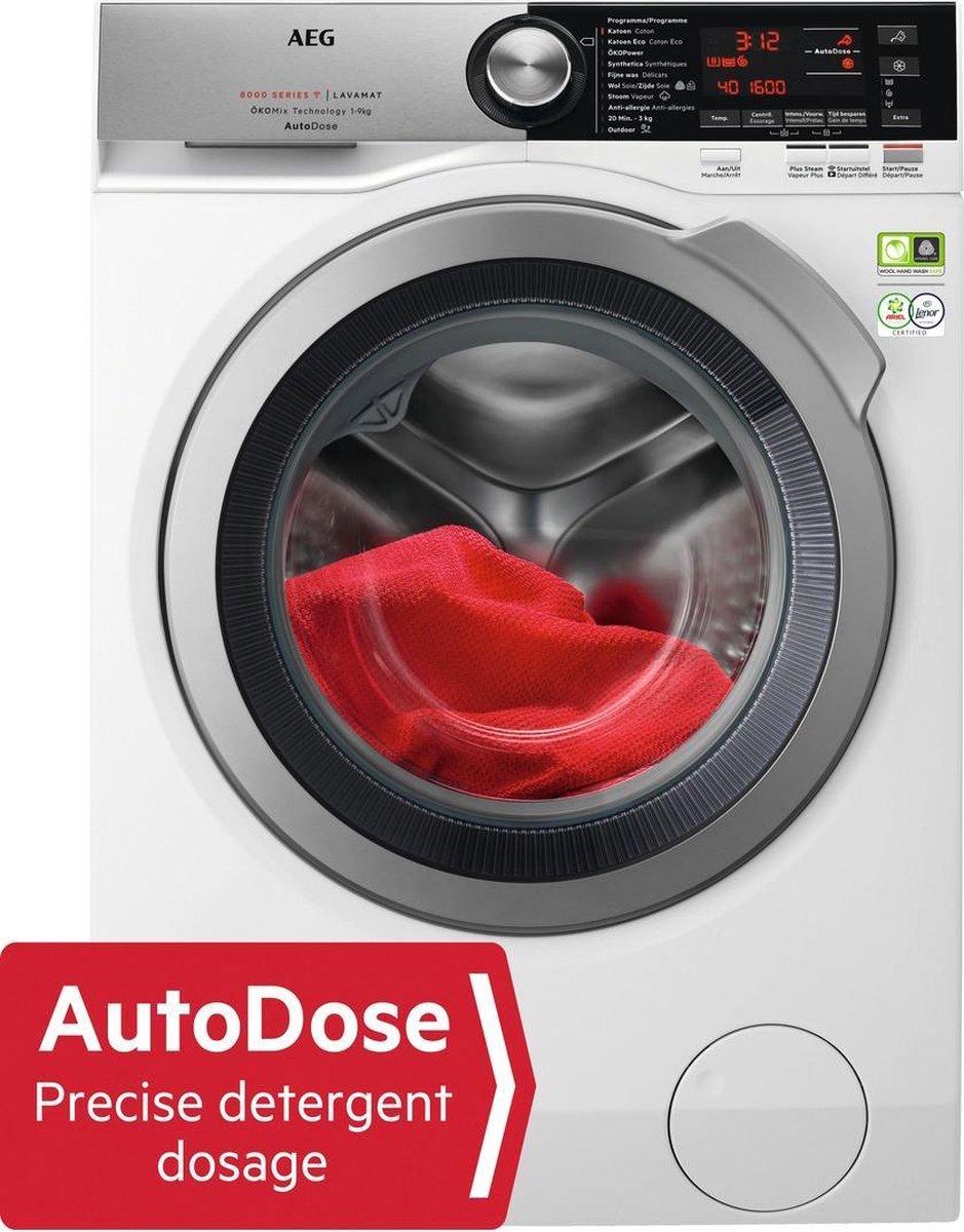 AEG L8FEC96QS – AutoDose – Wasmachine