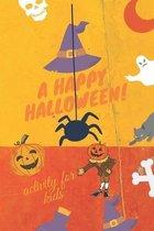 happy halloween activity for kids