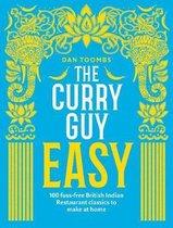Boek cover The Curry Guy Easy van Dan Toombs