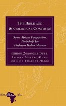 Boek cover The Bible and Sociological Contours van