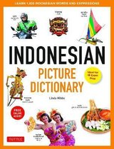 Indonesian Picture Dictionary: Learn 1,500 Indonesian Words and Phrases