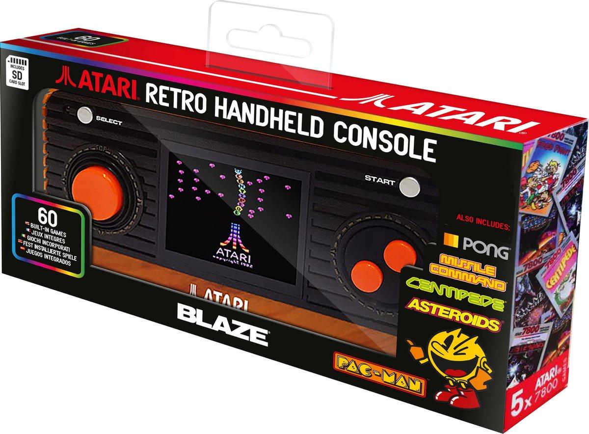 Atari Retro Handheld Pac-Man Edition (60 games)