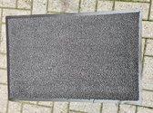 Intrada Nederland Schoonloopmat / deurmat  - 120 x 180 cm - Antraciet