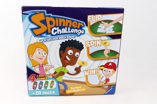 Afbeelding van het spel Spinner Challenge Ravensburger Bordspel 27x27cm