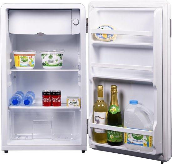 Koelkast: Salora CUBE RW 93 koelkast Vrijstaand Wit 93 l A+, van het merk Salora