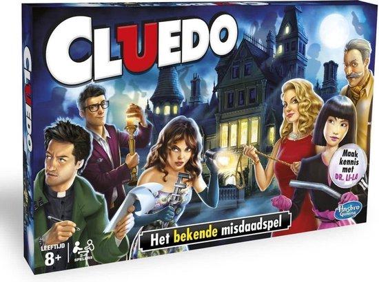 Afbeelding van het spel Cluedo - Bordspel - Hasbro