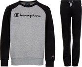 Champion Trainingspak - Maat XS  - Unisex - grijs,zwart