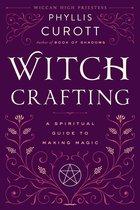 Boek cover Witch Crafting van Phyllis Curott (Onbekend)