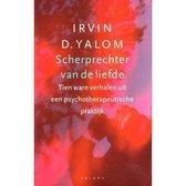 Boek cover Scherprechter van de liefde van Irvin D. Yalom (Paperback)