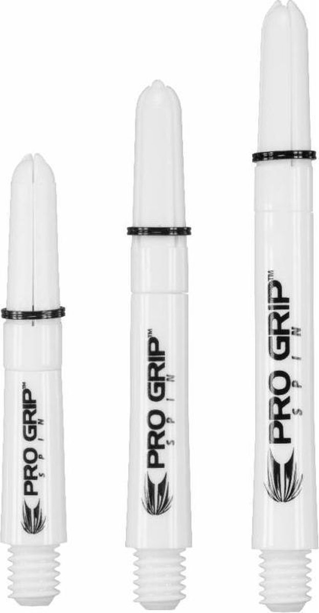 Target Pro Grip Spin White - Medium