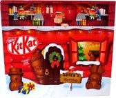 Chocolade Adventskalender van KitKat Santa Chocolate Advent Calendar