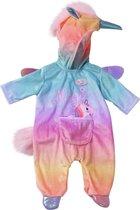 BABY born Onesie Unicorn - Poppenkleding - 43cm