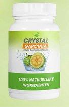 Crystal Garcinia -  Voedingssupplement - 60 Krachtige Capsules - Garcinia Cambogia - Fatburner - Fat burner - Afval hulp - Afvalhulp - Hulp bij afvallen