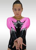 TT-Gymnastics Gymnastiek Turnen Turnpakje K759 -152