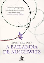 Boekomslag van 'A bailarina de Auschwitz'